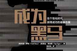 成为黑马:在个性化时代获得成功的最佳方案mobi-epub-azw-pdf-txt-kindle电子书