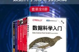 图灵程序设计丛书:数据科学从入门到实战(套装全8册)mobi-epub-azw-pdf-txt-kindle电子书